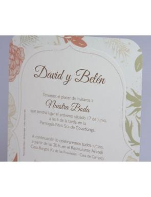 Invitación con Detalles...