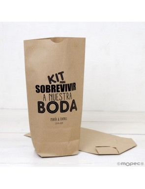 50 BOLSAS KIT + NOMBRE DE...