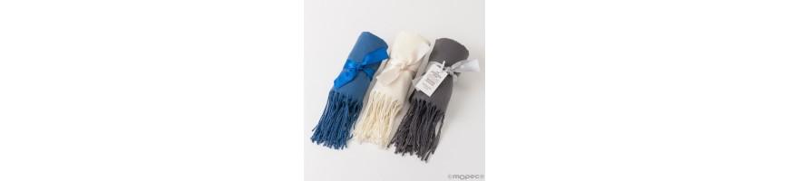 Pashminas y pañuelos para bodas. Detalles para invitados Toledo